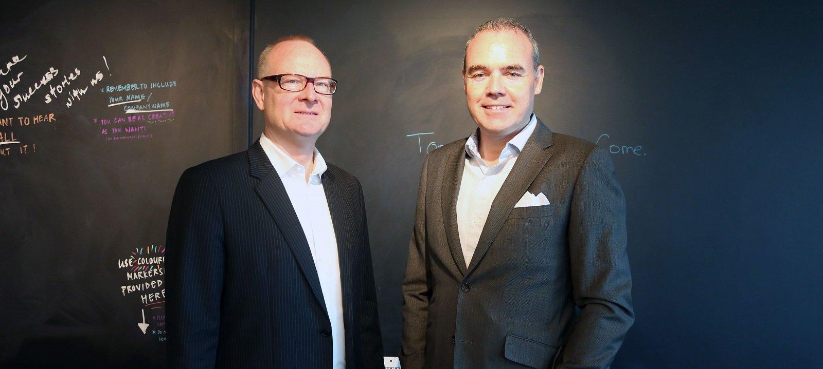 Cocoon Capital Appoints Martin Roll as Senior Advisor - Nov 2017