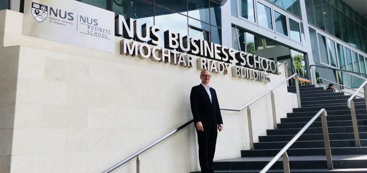 Martin Roll - NUS - MBA Marketing Club - February 2018
