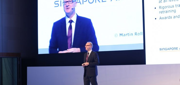 Martin Roll Speaks at INSEAD Luxury Conference - Nov 2016