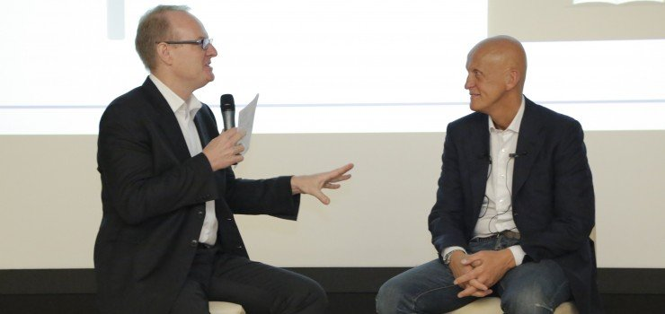 Martin Roll and Pierluigi Collina - SIM 50th Anniversary Learning Series 2014 - Transformations