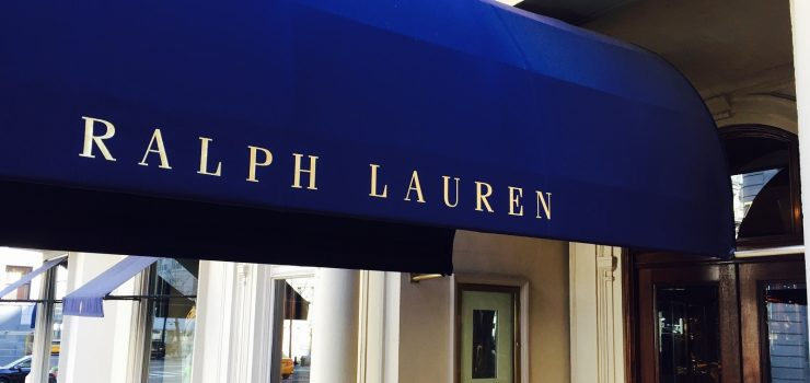 Ralph Lauren - A Brand Capturing The American Spirit - Martin Roll