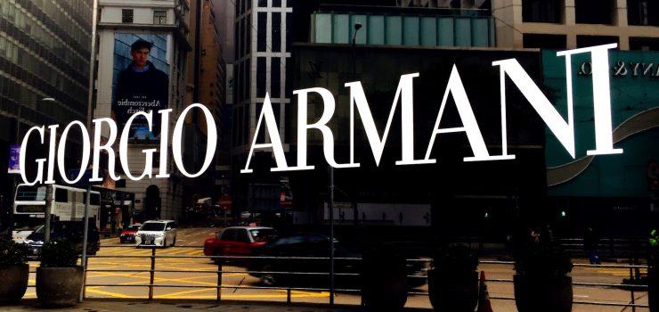 Giorgio Armani – The Iconic Global Fashion Brand