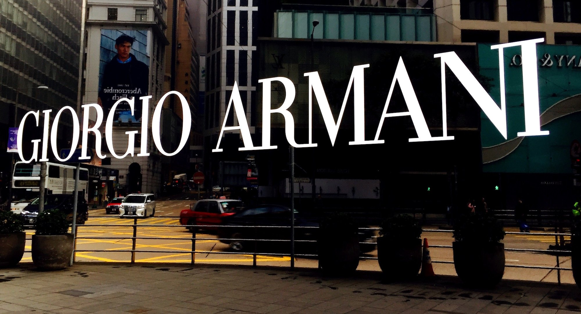 Giorgio Armani – The Iconic Global Fashion Brand