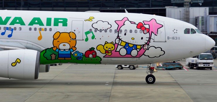 Hello Kitty - The Iconic Japanese Brand - Martin Roll